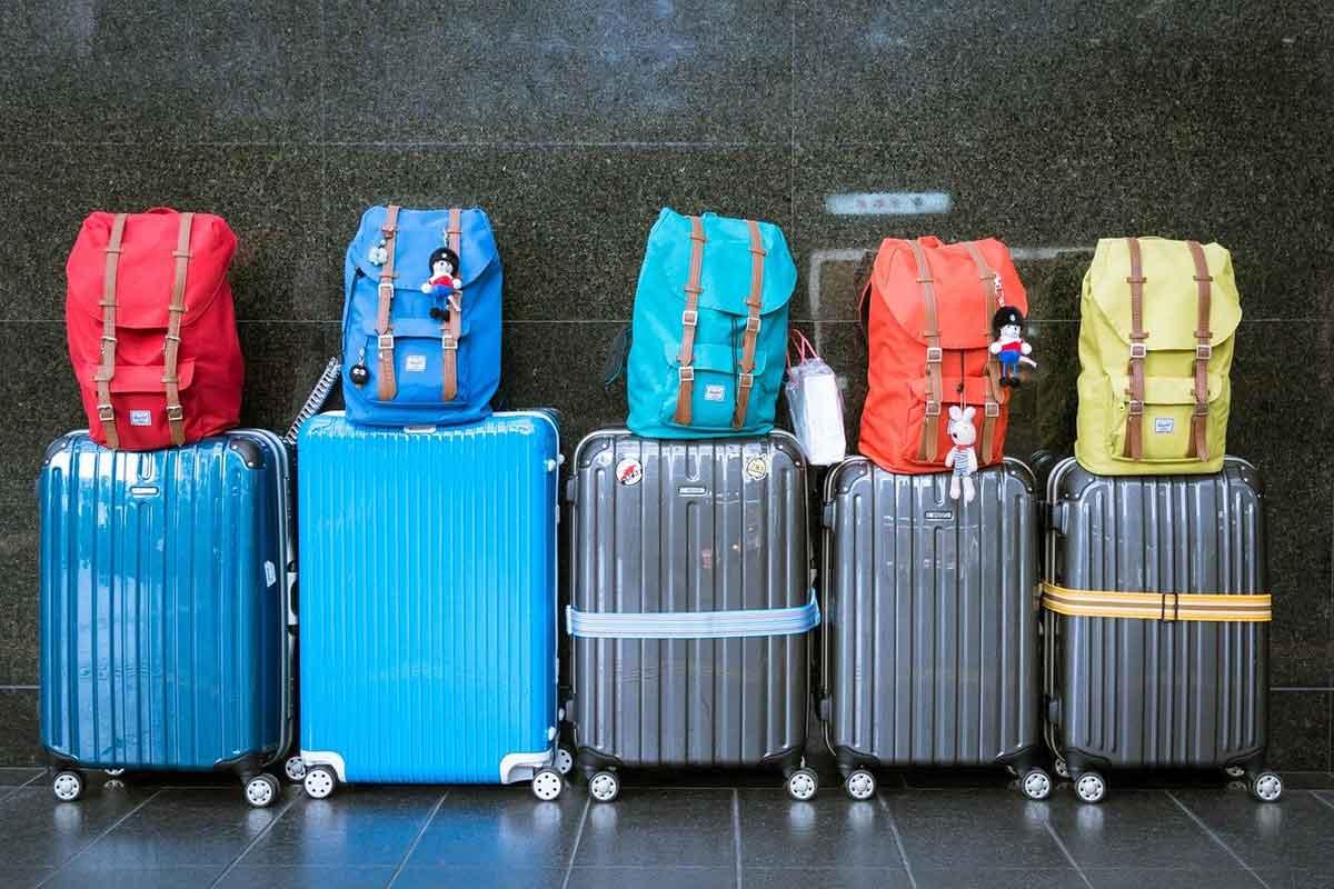 handige bagage meenemen