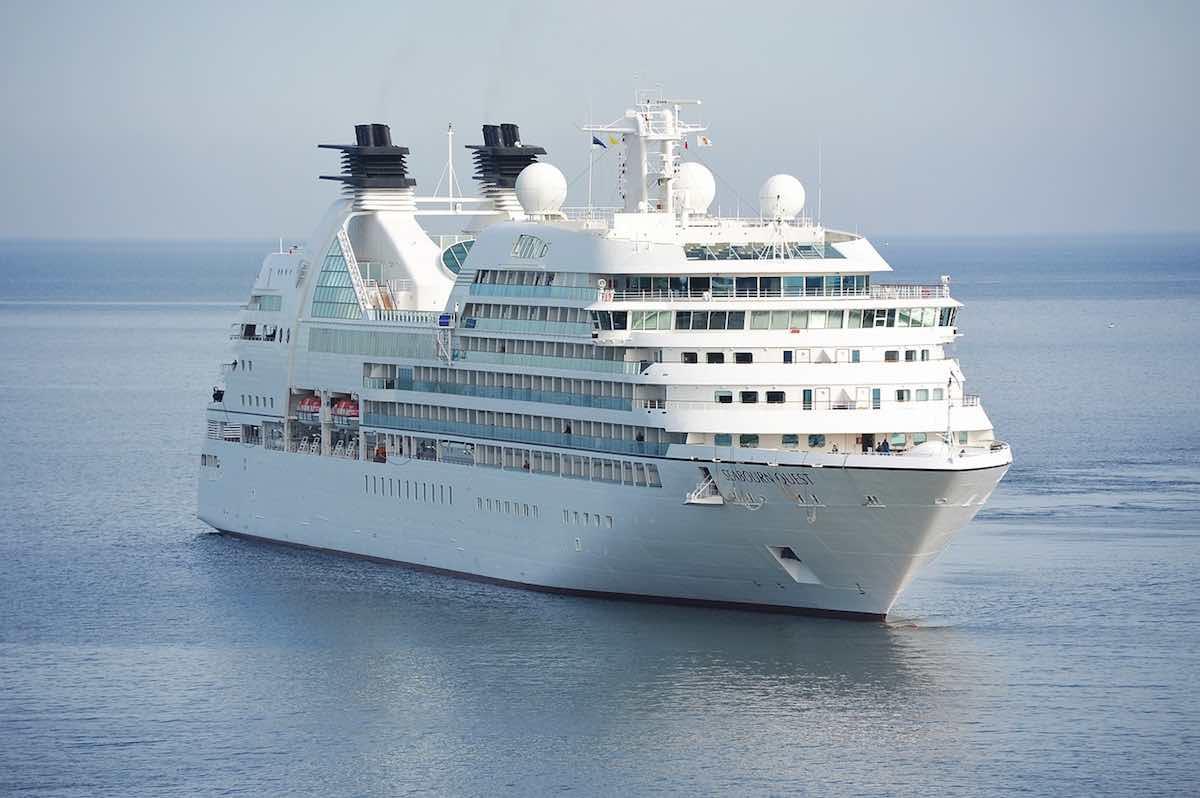 cruise schip vakantie