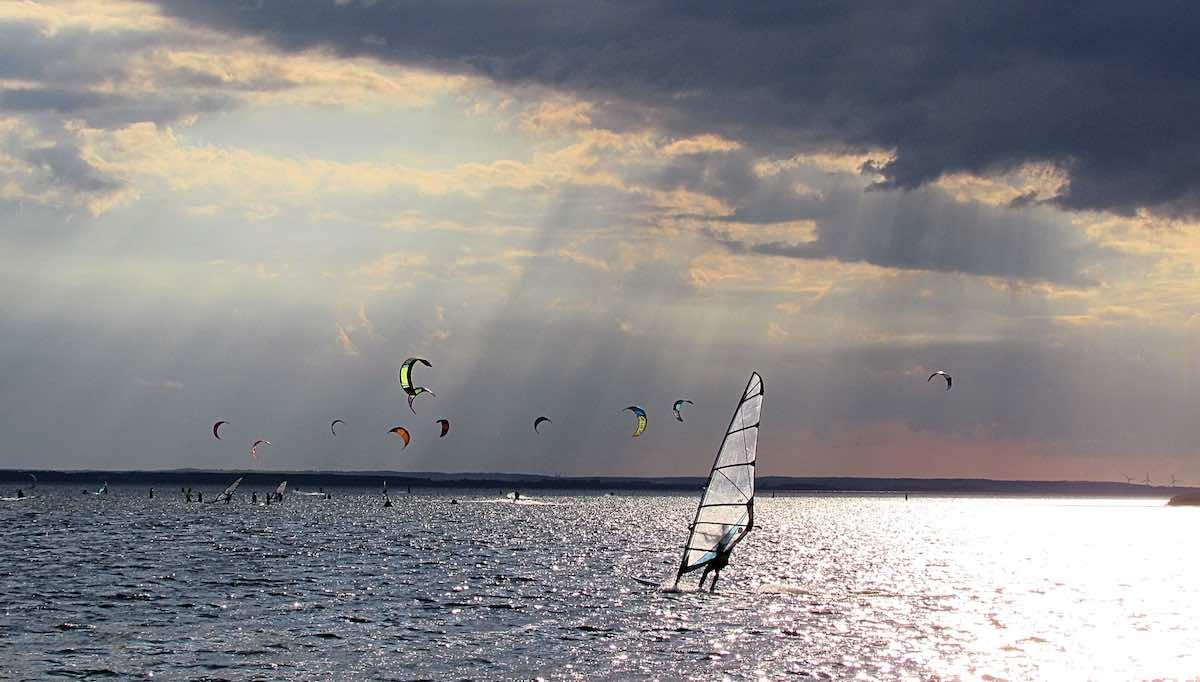 populaire watersport op vakantie
