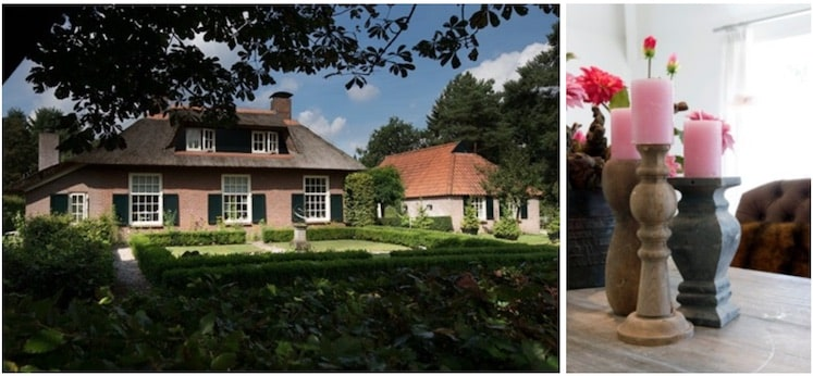 veluwe drenthe bed and breakfast